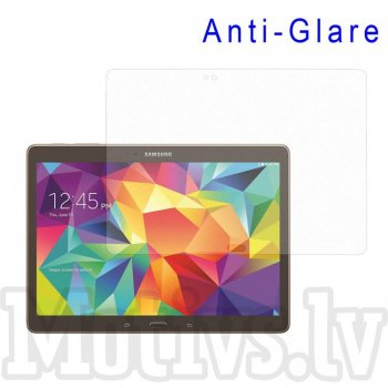 "Screen Protector for Samsung Galaxy Tab S 10.5"" T800 T801 T805, anti-glare matte guard - ekrāna aizsargplēve, protektors"