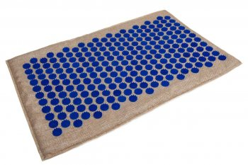 Acupressure Massage Mat Lounge (68 x 42cm, Blue)