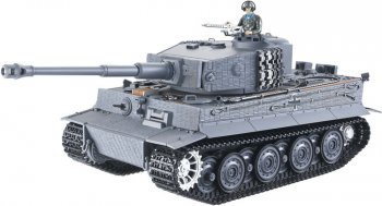 Taigen Tiger I 1:16 2.4GHz RTR fires with balls BB - blue TG/12022