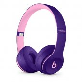 Beats Solo3 Wireless On-Ear Headphones Pop Violet
