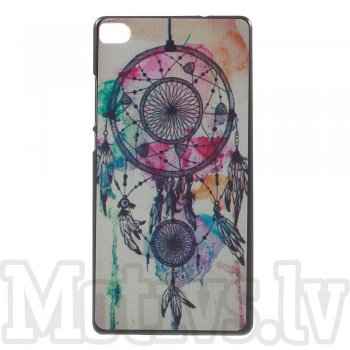 "Huawei Ascend P8 5.2"" Hard PC Plastic Case, dream catcher - aksesuārs vāks bamperis"