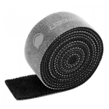 Ugreen Velcro Straps Cable Organizer 15mm x 1m, Black