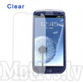 Screen Protector for Samsung Galaxy S3 i9300 i9305 Neo, transparent clear guard - ekrāna aizsargplēve