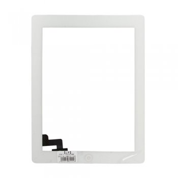 Digitaizer Assembly iPad 3 white ORG
