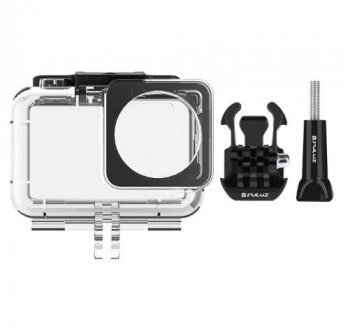 Puluz Waterproof Housing Case Cover (61m) for DJI Osmo Action