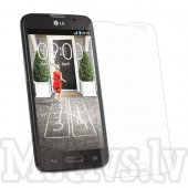 Screen Protector for LG L70 D320, transparent clear guard - ekrāna aizsargplēve, protektors
