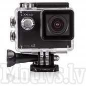 "Sporta kamera - video reģistrators Lamax Action X2 HD 720p 1.5"" sports camera"