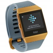 Fitbit Ionic grey/copper