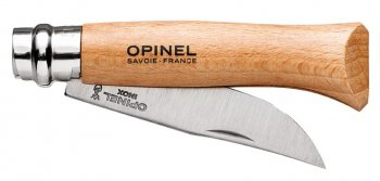 Opinel pocket knife No. 08 stainless steel