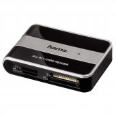 Hama USB 2.0 Card Reader All in 1 49016