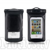 "Waterproof bag with armband for 4 - 5"" phone - ūdensnecaurladīgs maks"