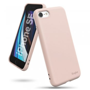 Apple iPhone 8 / 7 / SE (2020) 4'7 Ringke Air S Ultra-Thin Case, Pink