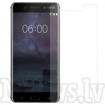 Tempered Glass Screen Protector for Nokia 6 - ekrāna aizsargstikls