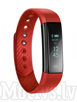 Acme ACT101R Activity Tracker red
