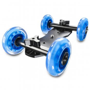 walimex pro Mini-Dolly DSLR