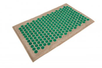 Acupressure Massage Mat Lounge (68 x 42cm, Green)