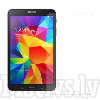 "Screen Protector for Samsung Galaxy Tab 4 8.0"" SM-T330, T331, T335, transparent clear guard - ekrāna aizsargplēve, protektors"