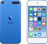 Apple iPod touch blue 32GB 6. Generation