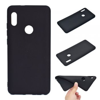 Xiaomi Redmi Note 5 AI / Pro Black Matte TPU Back Case