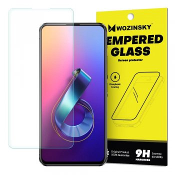 Asus Zenfone 6 ZS630KL - Защитное стекло | Tempered Glass Screen Protector