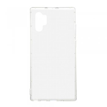 Clear Transparent Soft TPU Phone Case for Samsung Galaxy Note 10 Plus (SM-N975F)