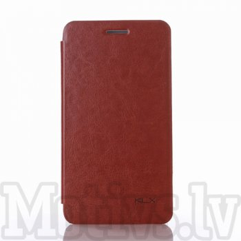 Samsung Galaxy Note 3 III N9000 N9002 N9005 Enland series book case cover wallet stand, brown - mākslīgās ādas maciņš vāciņš