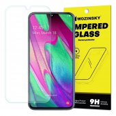 Samsung Galaxy A40 (SM-A405F) - Aizsargstikls | Tempered Glass Screen Protector