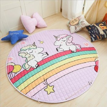 Mat for Children Unicorn 144cm