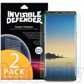 Invisible Defender Curved Full Cover Screen Protector for Samsung Galaxy Note 8 SM-N950F - ekrāna aizsargplēve, protektors