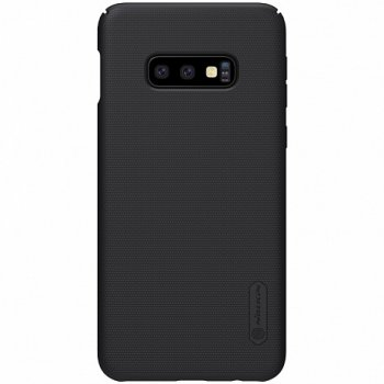 Samsung Galaxy S10+ Plus (G975F) Nillkin Super Frosted Shield Case cover, black | Vāks vāciņš maks maciņš