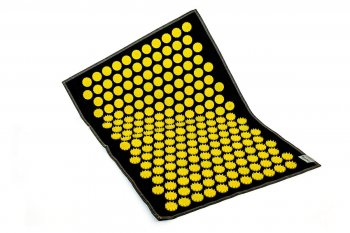 Acupressure Massage Mat Air (55 x 40cm, Yellow)