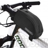 Roswheel Bicycle Bike Cycling Frame Front Top Tube Bag Black - velo rāmja soma