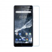 Tempered Glass Screen Protector for Nokia 5.1 0.3mm 9H - ekrāna aizsargstikls, protektors