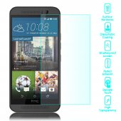 Tempered Glass Screen Protector for HTC One M9 Anti-explosion 9H 0.3mm - ekrāna aizsargstikls, protektors