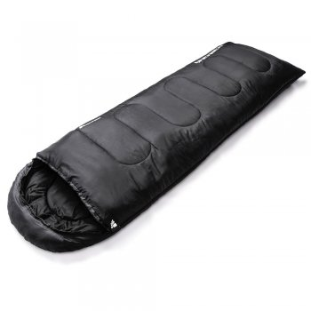 Meteor Dreamer Pro Sleeping bag - 1.9m, Black