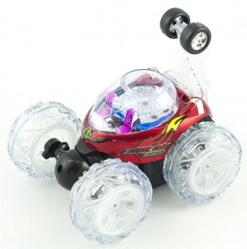 RC tumbler Crazy Dancer car - radiovadāms auto