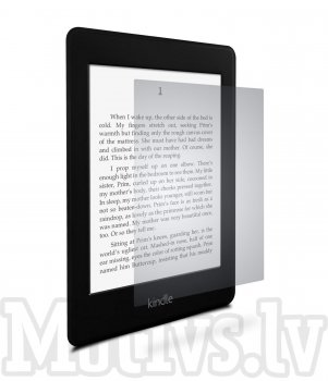 "Screen Protector for Amazon Kindle Touch Paperwhite, Pocketbook 614 624 626 630 650, Sony PRS-T2 T3 - ekrāna 6"" aizsargplēve"