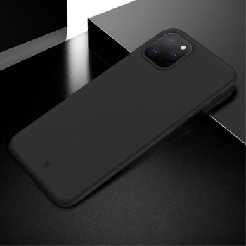 Apple iPhone 11 Pro X-LEVEL Ultra-thin 0.18mm Matte PC Cover, black | Vāciņš maciņš bamperis