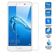 0.3mm Tempered Glass Screen Protector for Huawei Y7 - ekrāna aizsargstikls, protektors