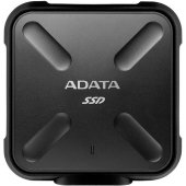 Adata external SSD SD700 Black 512GB USB 3.0