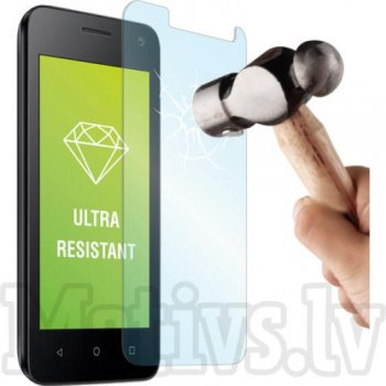 Tempered Glass Screen Protector for Huawei Ascend Y3 Y360, 0.3mm 9H - ekrāna aizsargstikls, protektors