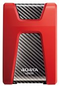 Adata external HDD HD650 Red 2TB USB 3.0
