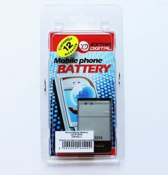 Extra Digital Battery LG IP-531A (GB100)