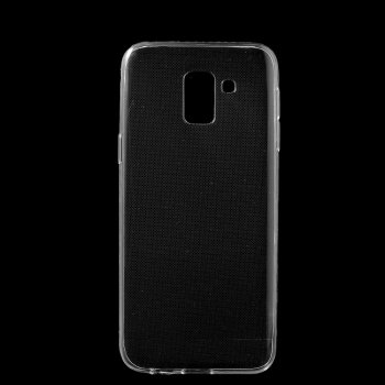 Samsung Galaxy J6 2018 (J600F) Ultra Slim TPU Silicone Case Transparent