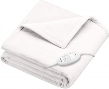 Beurer HD 75 white heated blanket