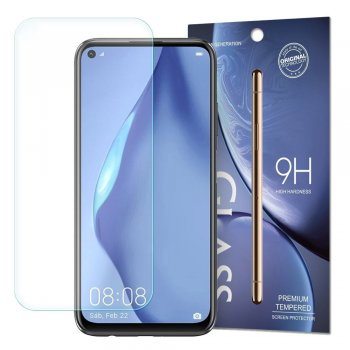 Huawei P40 lite / Nova 6 SE / Nova 7i - Защитное стекло | Tempered Glass Screen Protector