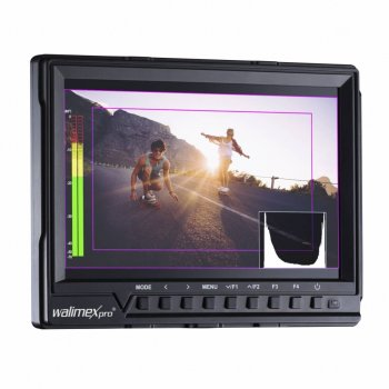 Walimex pro Full HD Monitor Director III 17,8cm (7 )