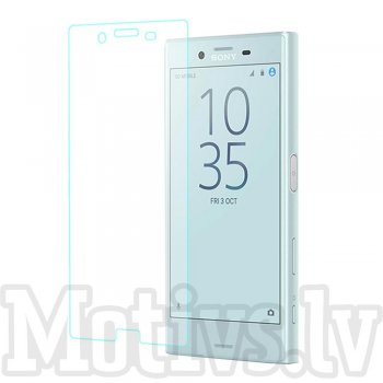 Tempered Glass Screen Protector for Sony Xperia X Compact F5321 - ekrāna aizsargstikls, protektors