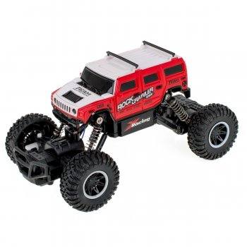 Radiovadāms auto bagijs džips RC Rock Crawler 1:20 RTR 4WD 2,4 GHz | RC Off-Road Car Buggy Monster Truck Vehicle
