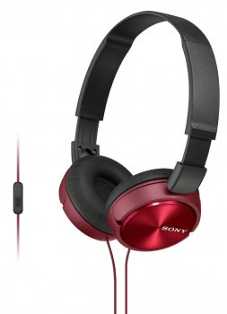 Sony MDR-ZX310APR red